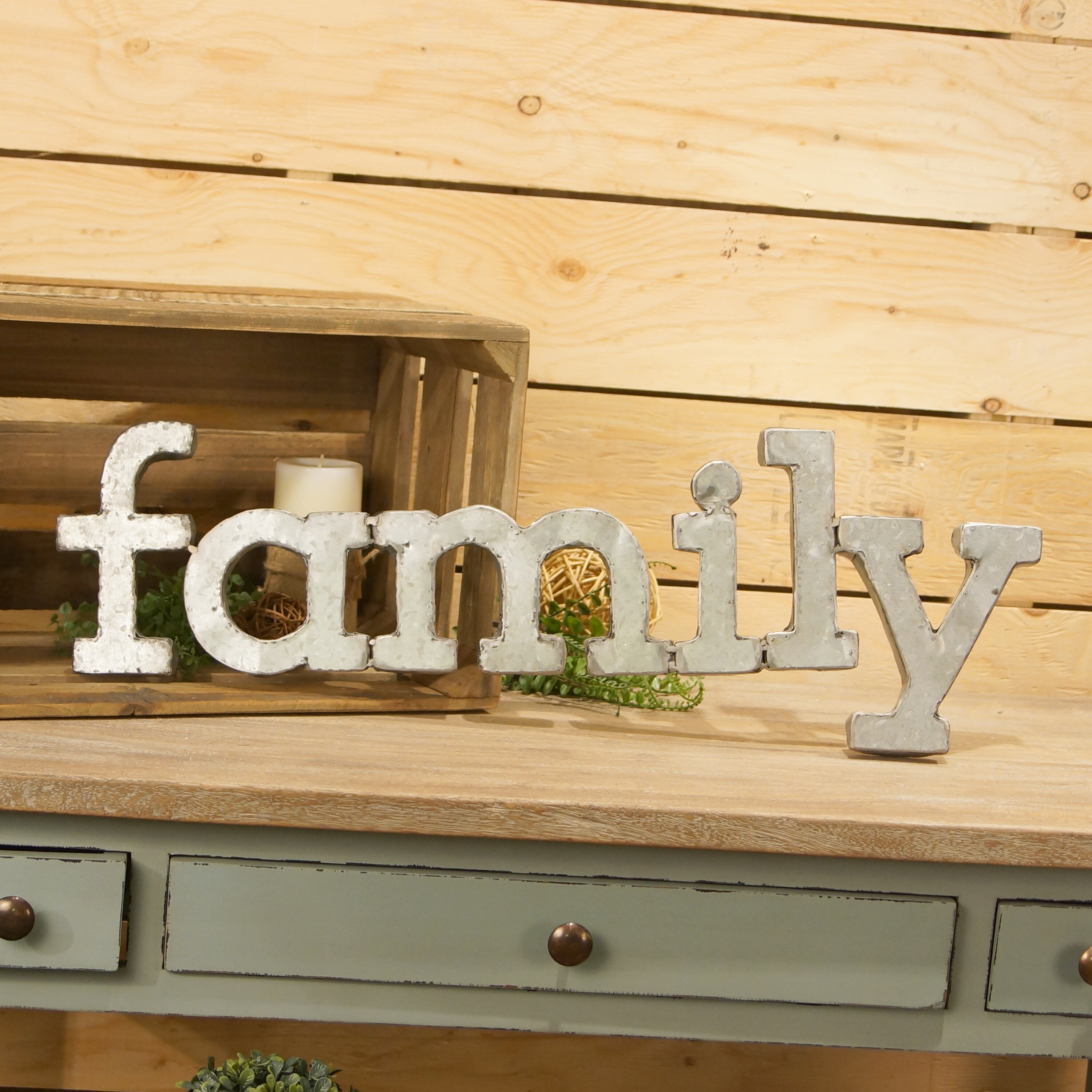VIP INTERNATIONAL Family Wall Decor & Reviews | Wayfair
