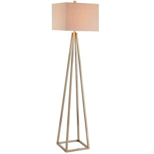 Rectangle shaped floor lamps youll love wayfair 6275 floor lamp aloadofball Images