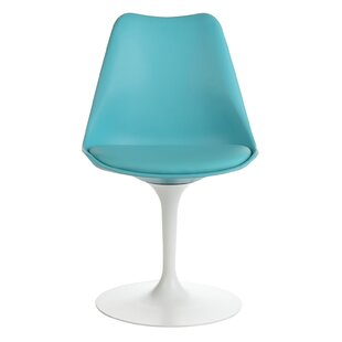 Ceniceros Mid-Century Modern Upholstered Dining Chair