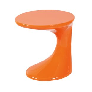 Orange End + Side Tables