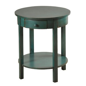 Beauford 1 Drawer End Table by..