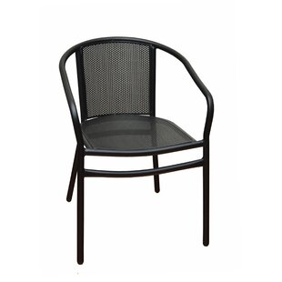 black wire mesh patio chairs wayfair rh wayfair com Mesh Patio Chairs Blue Wrought Iron Mesh Patio Sets