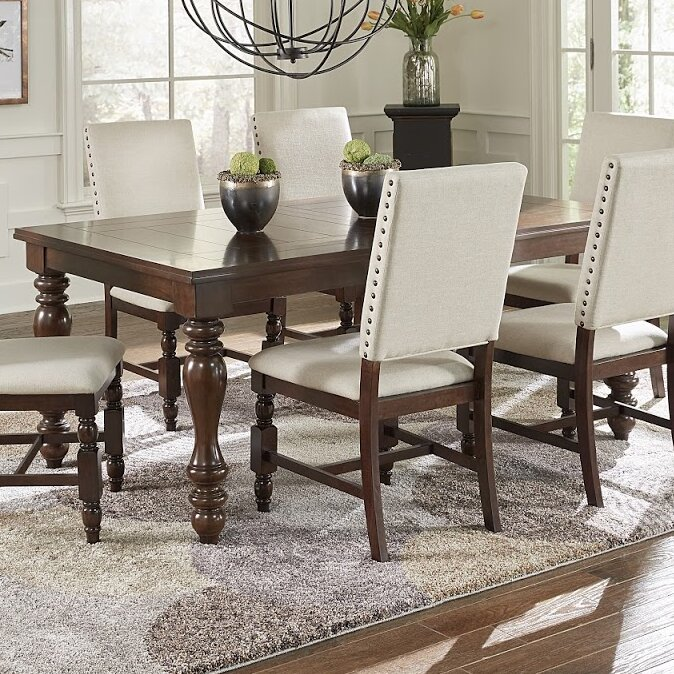Default nameDarby Home Co Yorkshire Extendable Dining Table   Wayfair. Dining Room Furniture Stores Yorkshire. Home Design Ideas