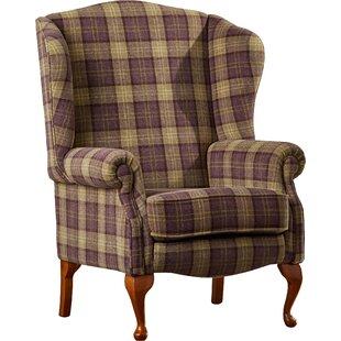Bow Mar Wingback Chair