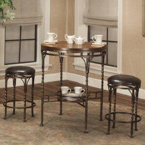 Andover 3 Piece Pub Table Set by Fleur De Lis Living