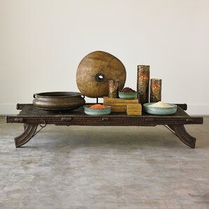 Cart Coffee Table by Global Views