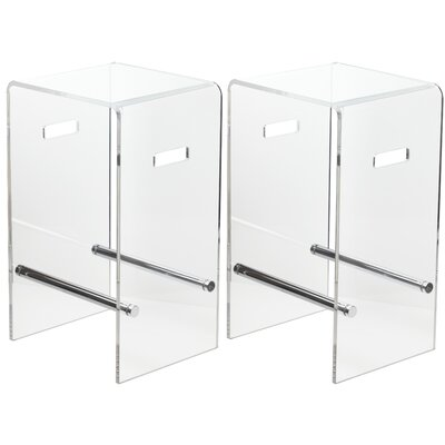 Modern Backless Counter 24 Quot 27 Quot Bar Counter Stools