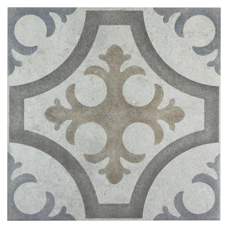 Ardisana 13 13 Quot X 13 13 Quot Ceramic Patterned Tile Amp Reviews