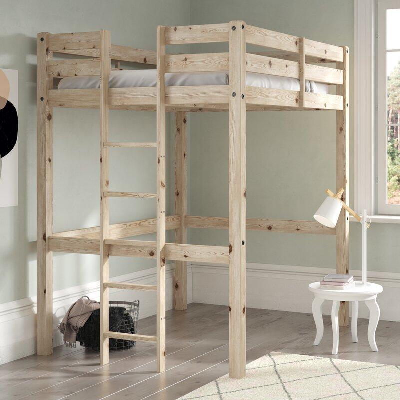 Just Kids Colburn High Sleeper Bed & Reviews | Wayfair.co.uk