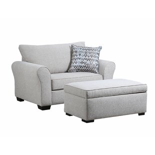 overstuffed wingback chair. Delilah Chair And A Half By Simmons Upholstery Overstuffed Wingback