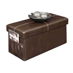Dayana Double Collapsible Ottoman by Z..