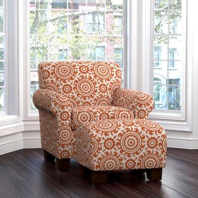 Orange Accent Chairs You\'ll Love | Wayfair