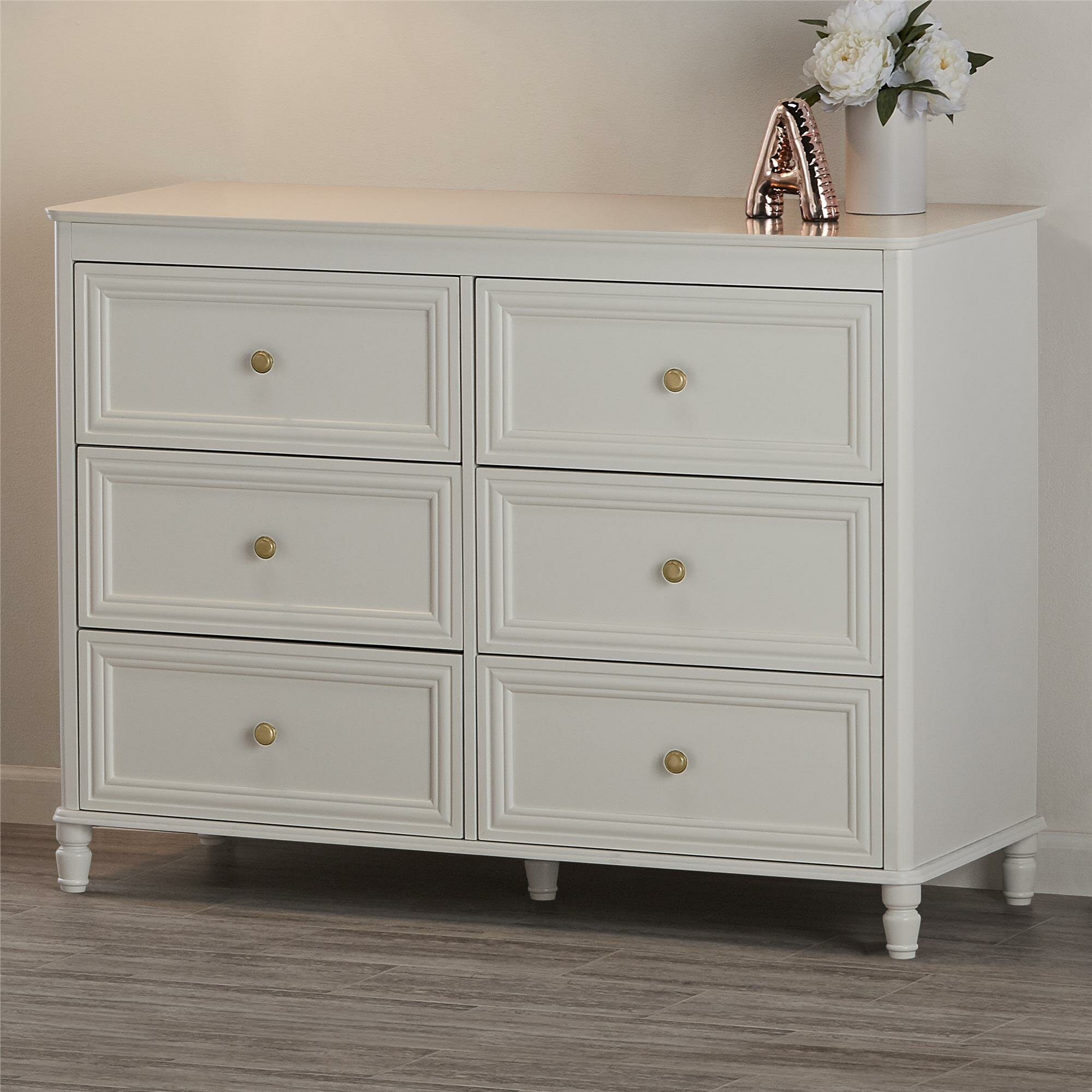 storage dresser furniture hooker corsica drawer bedroom