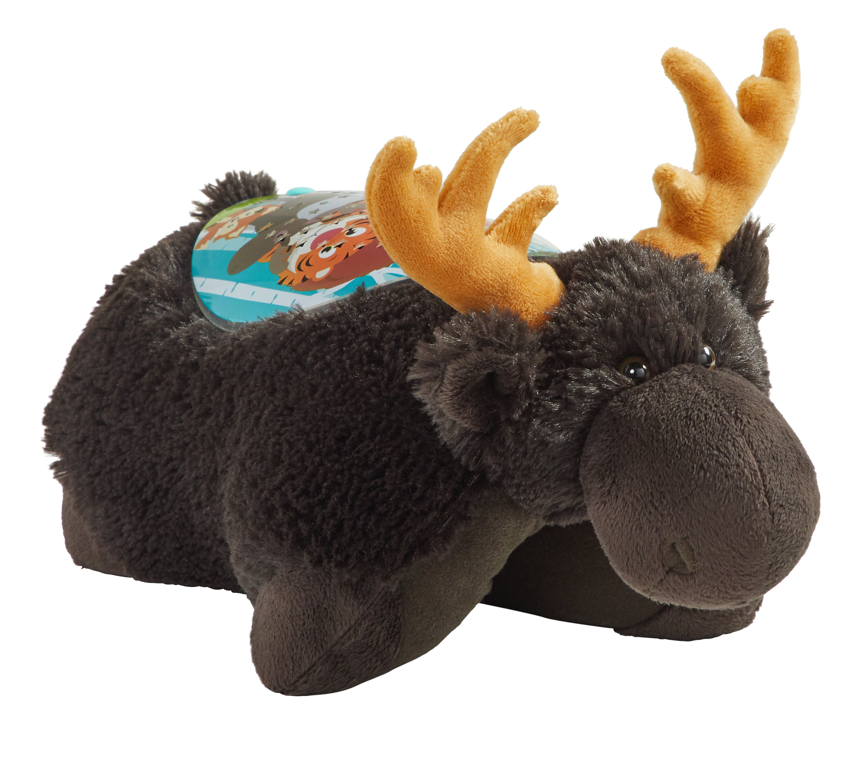 Pillowpets Sleeptime Lite Wild Moose Plush Night Light Reviews