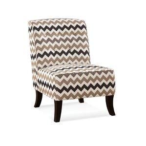 Serta Upholstery Amalia Slipper Chair by Latitude Run