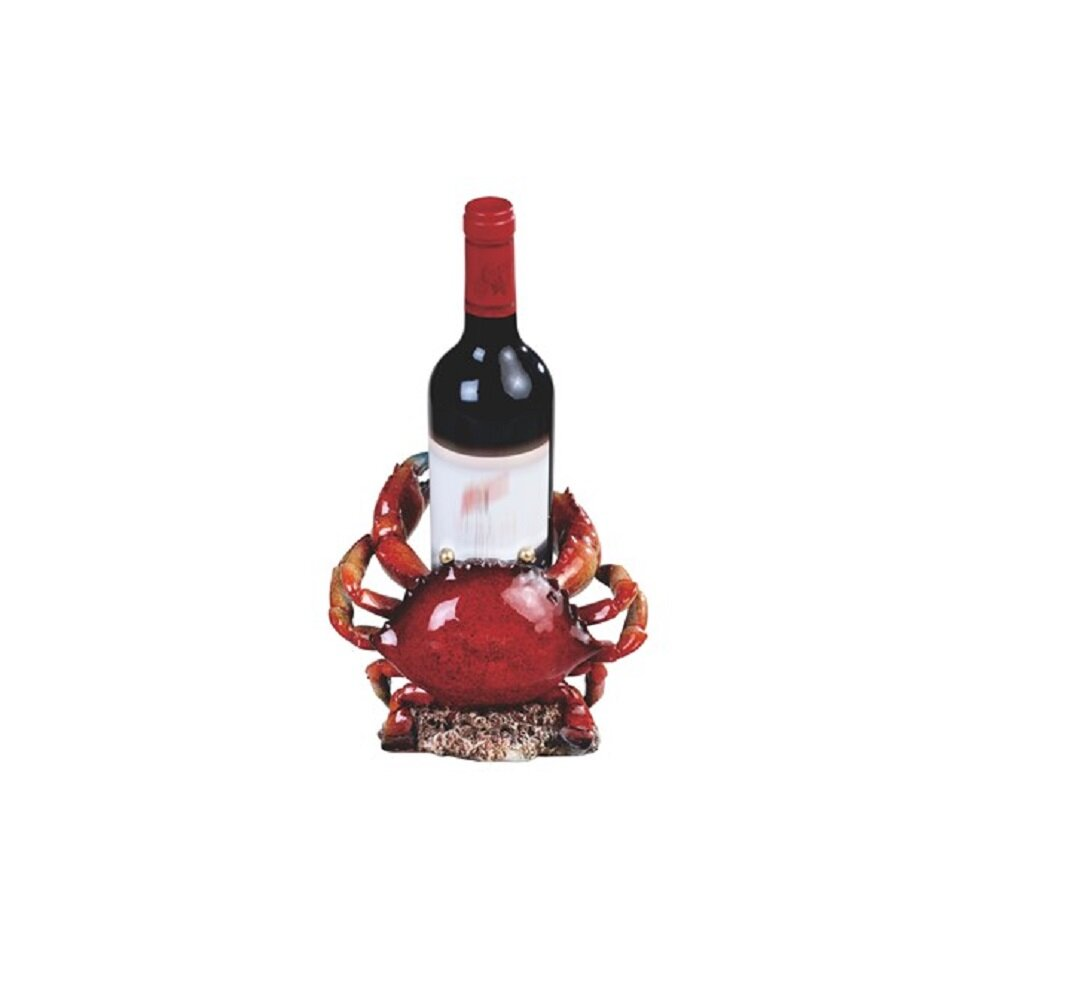 Black Bear Wine Bottle Holder 9 5 Long Functional Kitchen Decor Resin Made People Chsalon Collectibles