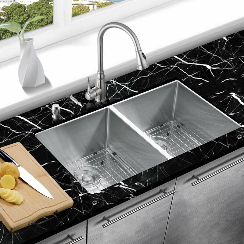 Kitchen Sink Grid Stainless Steel Marvellous sink rack pictures simple design home shearerpca mowa handmade 33 x 19 double basin undermount kitchen sink with workwithnaturefo