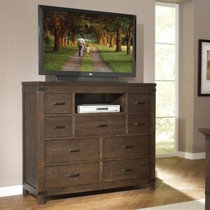 Beartree 9 Drawer Media Chest