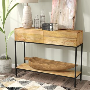 Wrought Iron Console Tables Youu0027ll Love   Wayfair