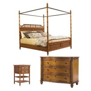 Island Estate Panel Configurable Bedroom Set