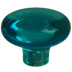 Clear Mushroom Knob