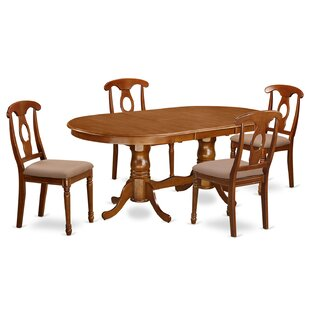 Germantown 5 Piece Extendable Dining Set Top Reviews