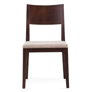 Model 14 Solid Wood Dining Chair by Saloo..
