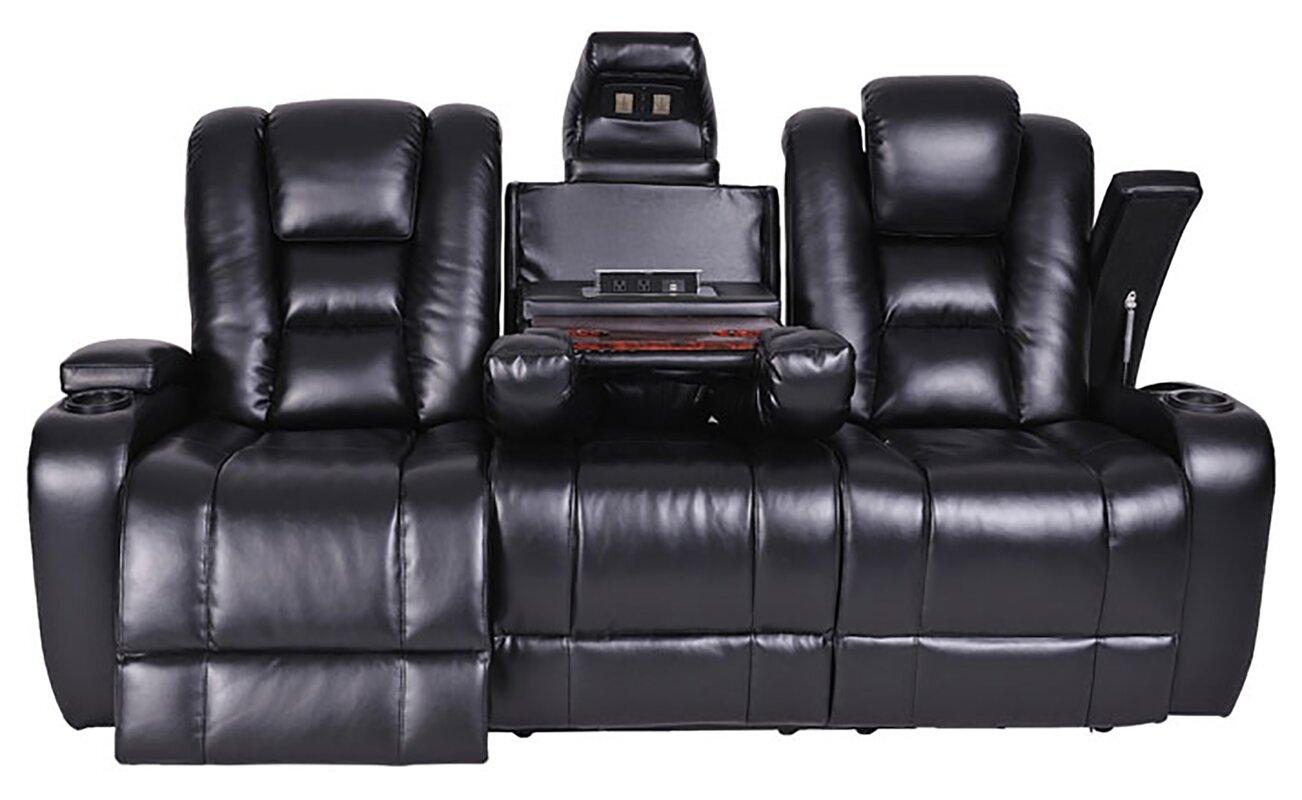 Superieur Power Reclining Sofa
