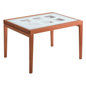 Poker Extendable Dining Table by Domitalia