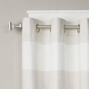 Double Rod Single Rod Curtain Rods Youll Love Wayfair