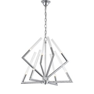 Nickole 8-Light Sputnik Chandelier