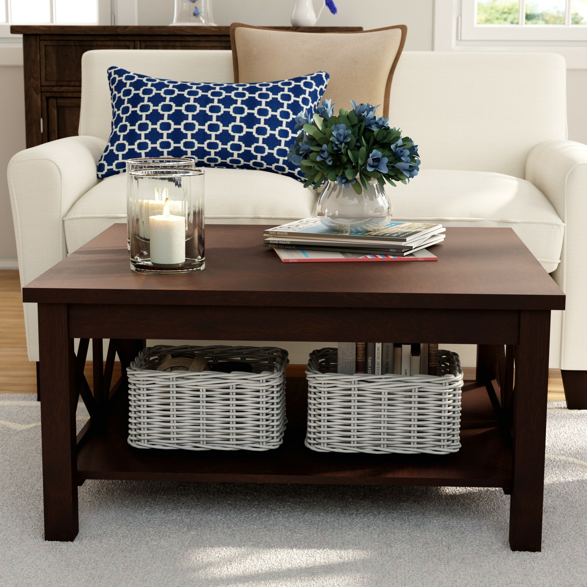 Breakwater Bay Enfield Coffee Table with