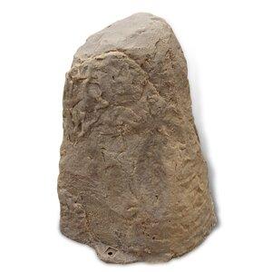 Rock Cover Statue