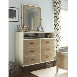 myroom 6 drawer double dresser myroom 6 drawer double dresser by smartstuff furniture