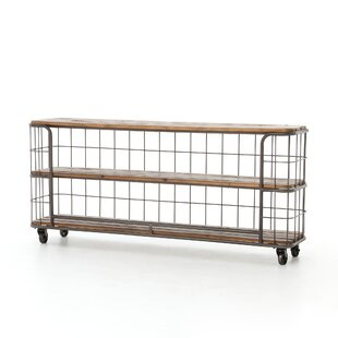 Console Table With Baskets Wayfair