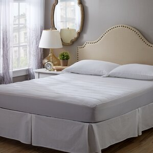 wayfair basics waterproof mattress protector