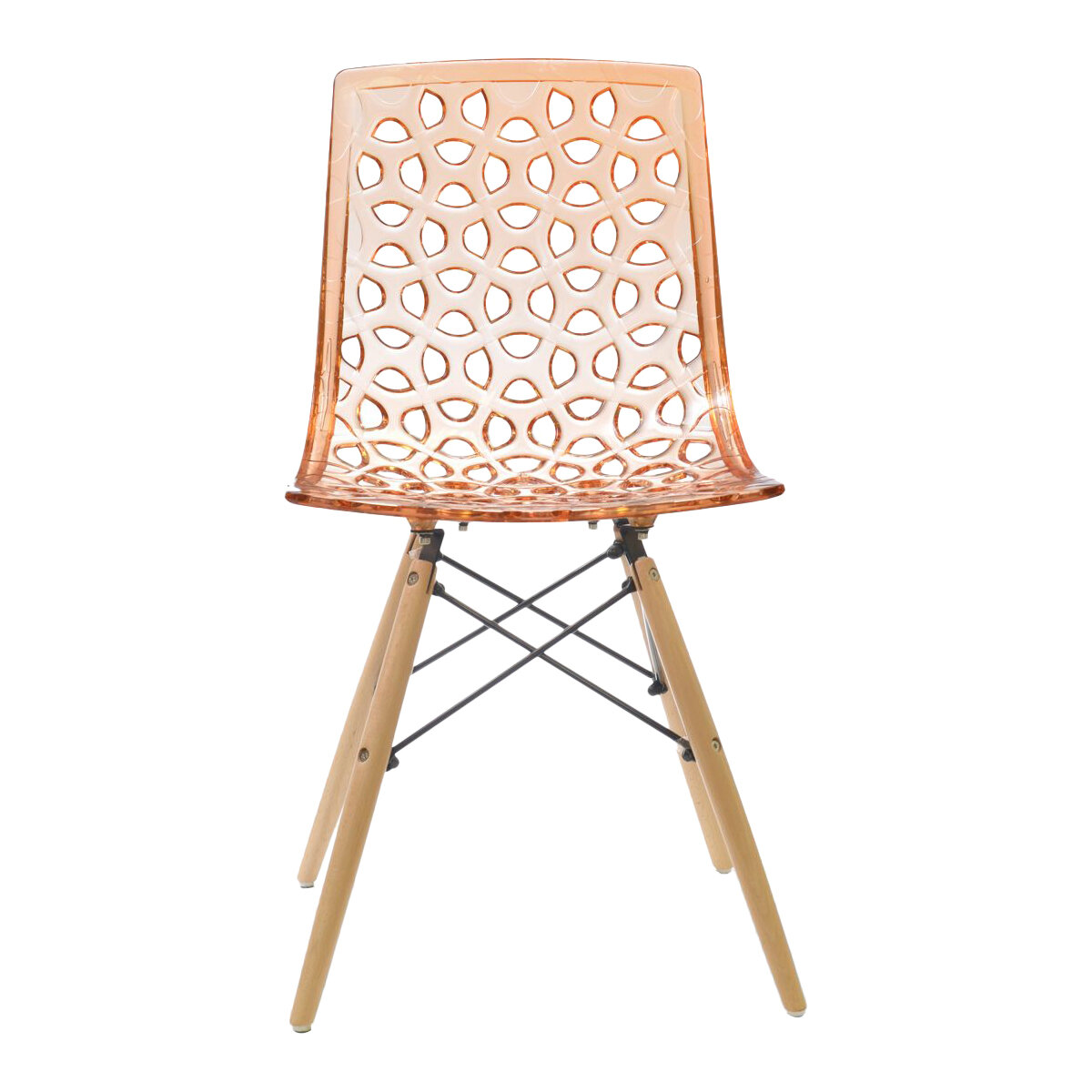 Wonderful Aeon Furniture Contemporary Sandra Side Chairs U0026 Reviews | Wayfair