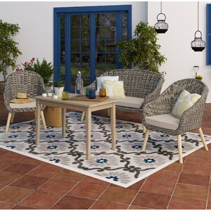 4-Sitzer Sofa-Set Pueblo von Caracella