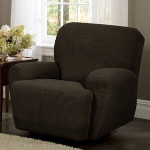 Three Posts T-Cushion Recliner Slipcover Set