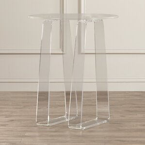 Greenbriar Blanca End Table by Wade Logan