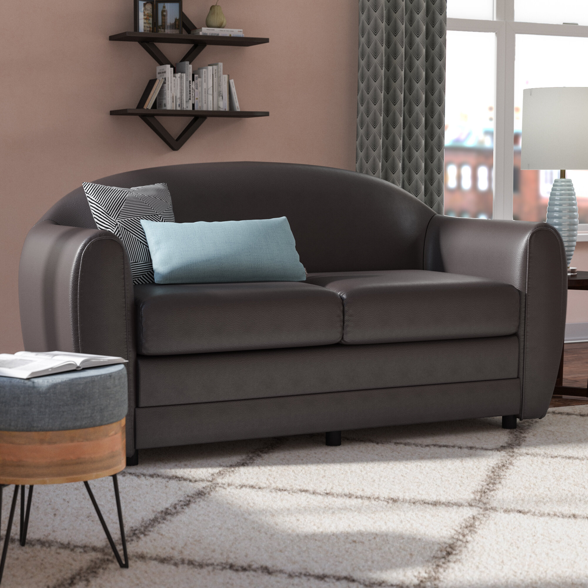 with ashley trundle sofa loveseat storage rv pull bed couch set sleeper spaces tag size tags out small for of full futon loveseats ikea flip fold