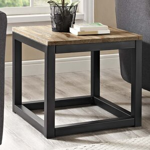 Fortunato Side Table by Gracie Oaks