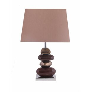 Pebble table lamp wayfair pebble 52cm table lamp aloadofball Choice Image