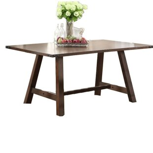 Gonsalves Simply Trimmed Dining Table #2