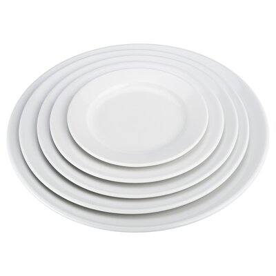 Bistro 8 Salad Plate (Set of 4) BIA Cordon Bleu