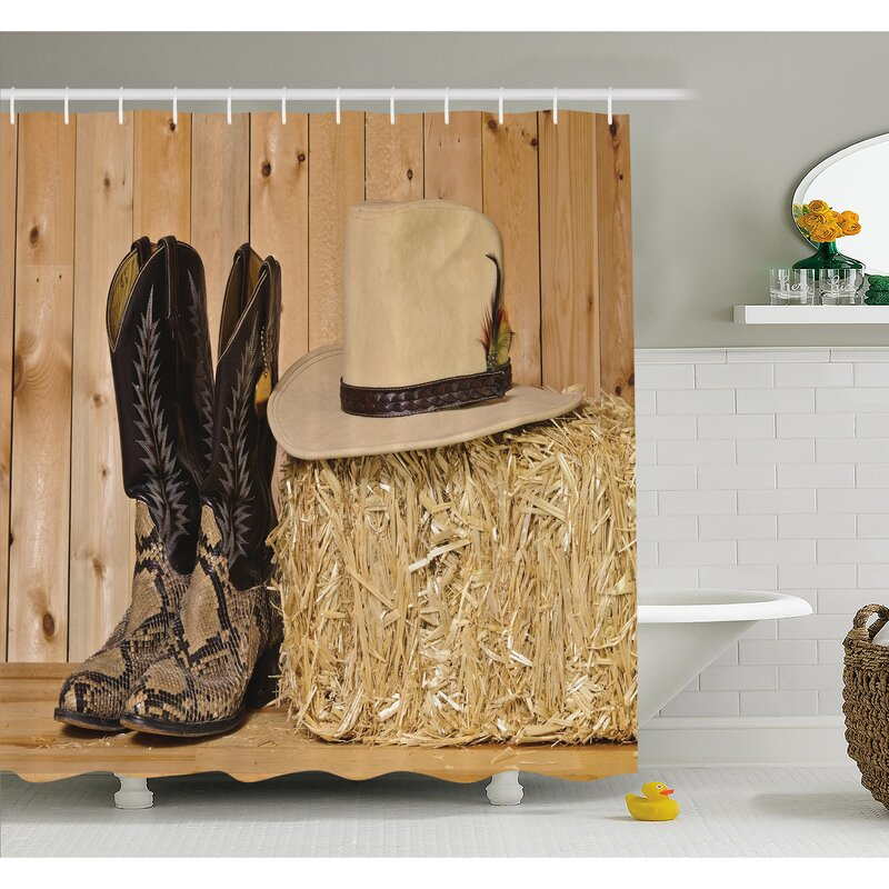 57825e75652 Western Snake Skin Cowboy Boots Timber Planks in Barn with Hay Old West Austin  Texas Shower