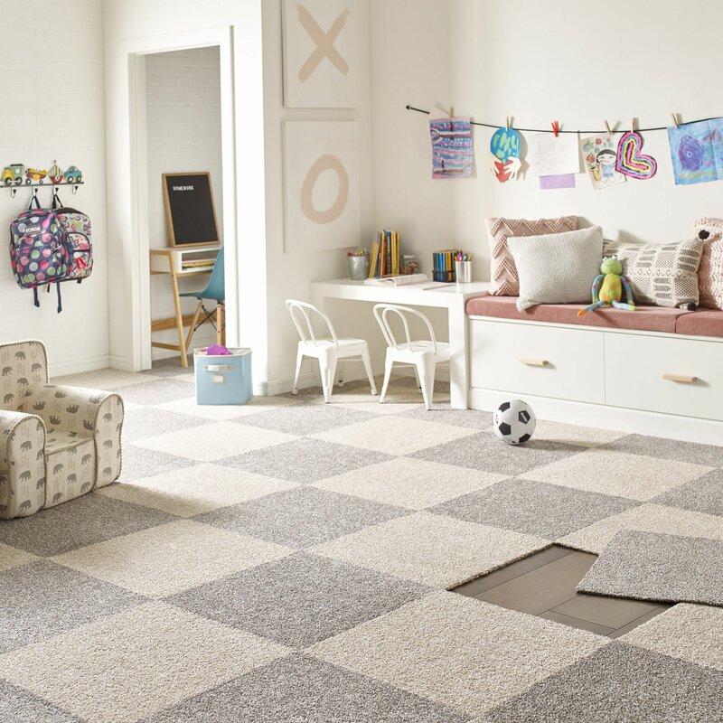 How to Install Carpet Tiles – FlooringInc Blog