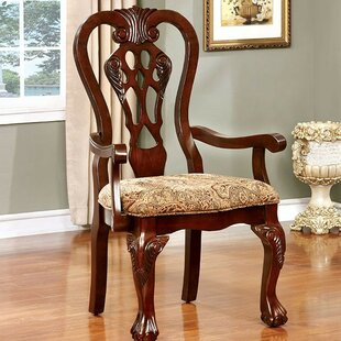 Singletary Upholstered Dining Chair (Set of 2)