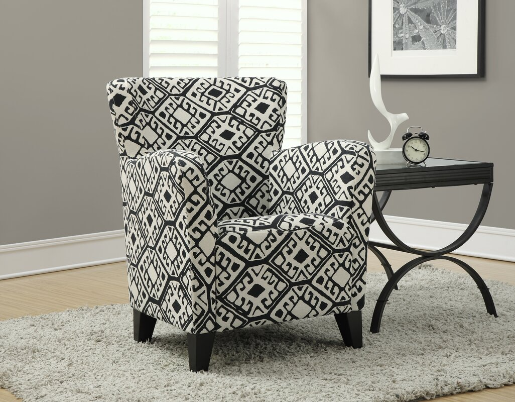Monarch Specialties Inc. Abstract Armchair & Reviews