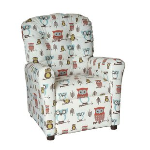 Amazing Hooty Village Kids Recliner